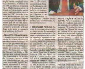 Em defesa de UPPS nas favelas de Niterói