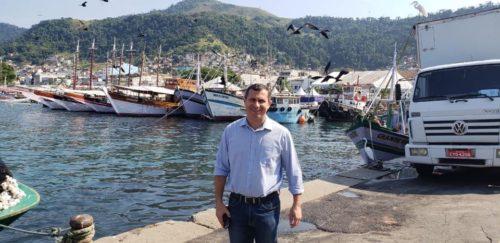 Felipe Peixoto visita municípios da Costa Verde