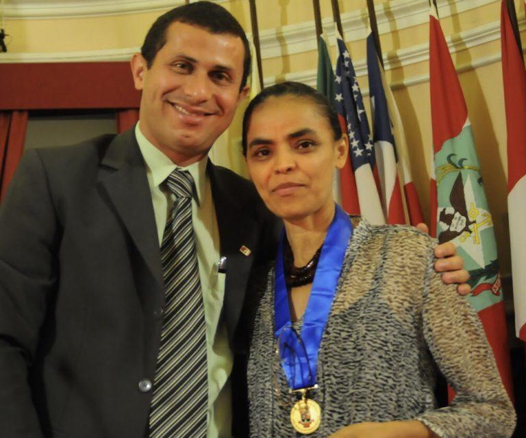 Marina Silva para fazer diferente