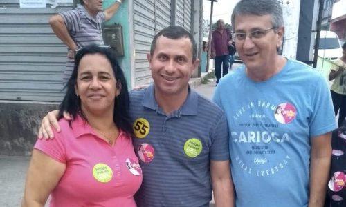 Felipe cumpre agenda em Niterói, Itaboraí e Rio Bonito