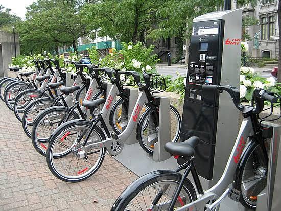 Aluguel de bicicletas em Niterói: antes tarde do que nunca