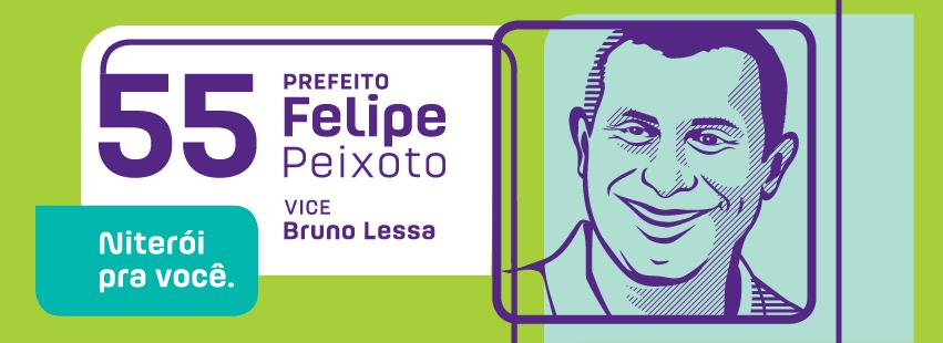 Capa para Facebook Felipe